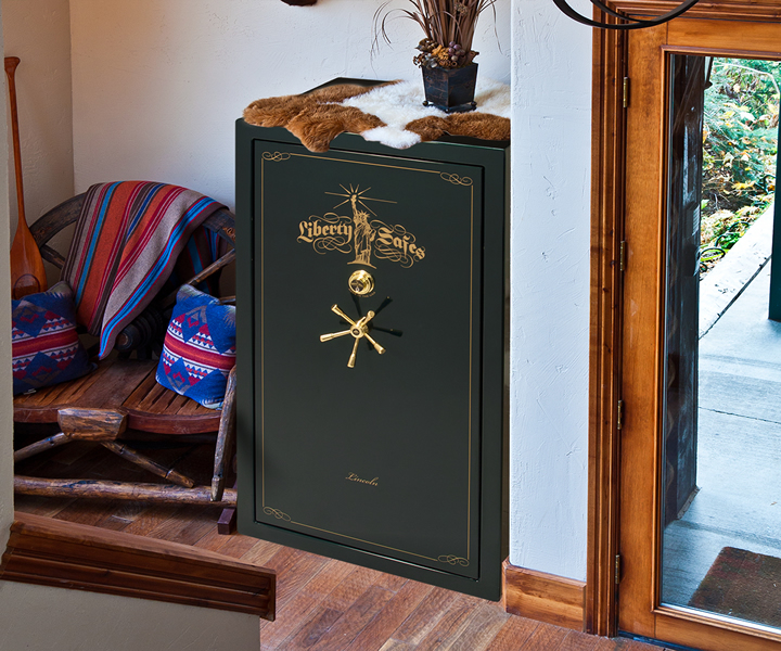 Lincoln Safes By Liberty Safes-Metro Lock & Security Authorized Dealer in Illinois